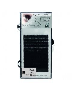BDC Magic Volume Lashes B-Curl 0,07 - 15mm