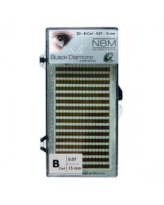 BDC 3D-Lashes B-Curl 0,07 - 15mm