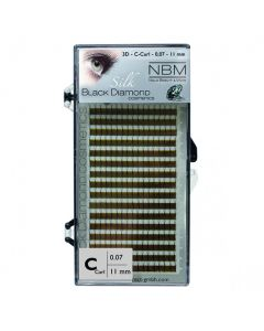 BDC 3D-Lashes C-Curl 0,07 - 11mm