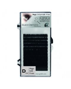 BDC Magic Volume Lashes D-Curl 0,05 - 9mm