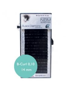 BDC Silk Lashes B- Curl 0,10 - 14 mm