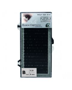 BDC Silk Lashes B-Curl 0,20-8mm