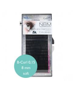 BDC Soft Silk Lashes B-Curl 0,15-8mm