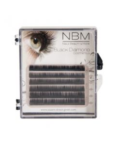 BDC Silk Lashes C-Curl 0,15-16mm Mini Tray