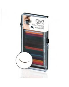 BDC Silk Colour Lashes 0,25-12mm